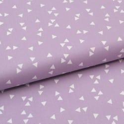 Τριγωνάκια Λιλά