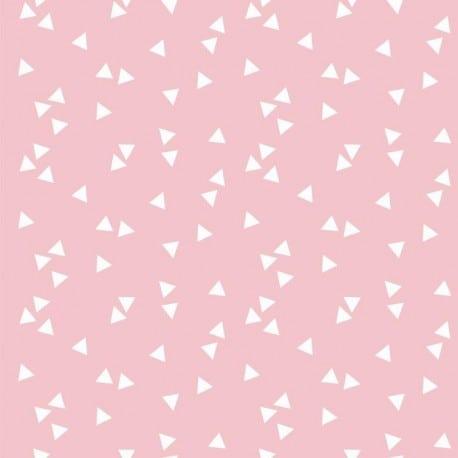 Τριγωνάκια Ροζ