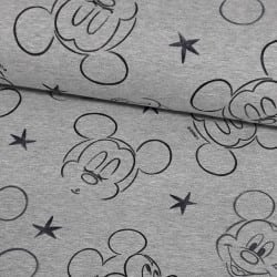 MICKEY MOUSE GREY, baby φουτερ