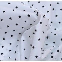 Αστέρια Μαύρα σε λευκό