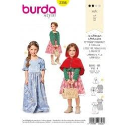 ΠΑΤΡΟΝ BURDA 2356