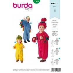 ΠΑΤΡΟΝ BURDA 2369