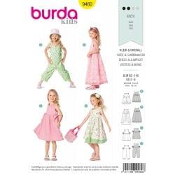 ΠΑΤΡΟΝ BURDA 9460