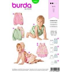 ΠΑΤΡΟΝ BURDA 9462