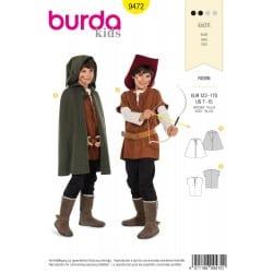 ΠΑΤΡΟΝ BURDA 9472