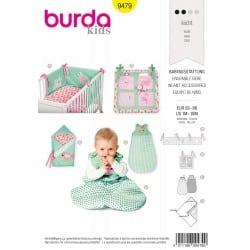 ΠΑΤΡΟΝ BURDA 9479