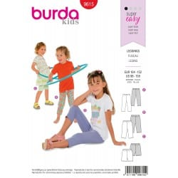 ΠΑΤΡΟΝ BURDA 9615