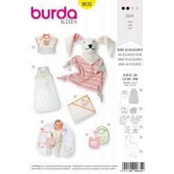 ΠΑΤΡΟΝ BURDA 9635