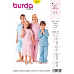 ΠΑΤΡΟΝ BURDA 9747
