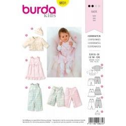 ΠΑΤΡΟΝ BURDA 9831