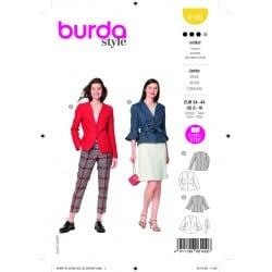 ΠΑΤΡΟΝ BURDA 6100