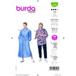 ΠΑΤΡΟΝ BURDA 6108