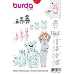 ΠΑΤΡΟΝ BURDA 6303