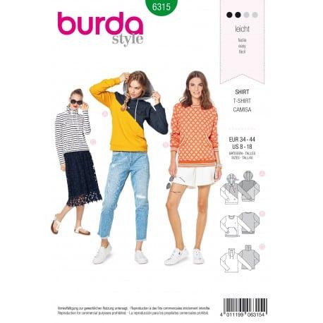 ΠΑΤΡΟΝ BURDA 6315