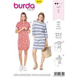 ΠΑΤΡΟΝ BURDA 6310