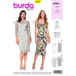 ΠΑΤΡΟΝ BURDA 6423