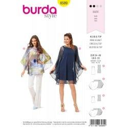 ΠΑΤΡΟΝ BURDA 6589