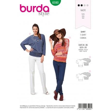 ΠΑΤΡΟΝ BURDA 6590