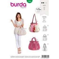 ΠΑΤΡΟΝ BURDA 7264