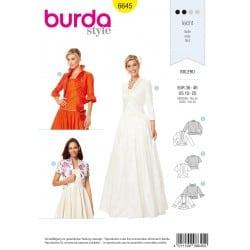ΠΑΤΡΟΝ BURDA 6645