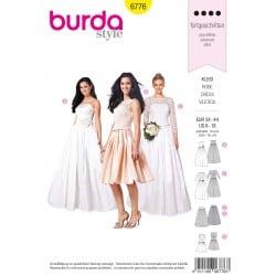 ΠΑΤΡΟΝ BURDA 6776