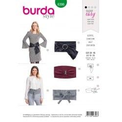 ΠΑΤΡΟΝ BURDA 6396