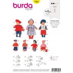 ΠΑΤΡΟΝ BURDA 7903
