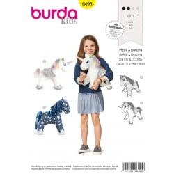 ΠΑΤΡΟΝ BURDA 6495