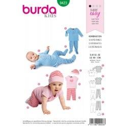 ΠΑΤΡΟΝ BURDA 9423