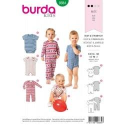 ΠΑΤΡΟΝ BURDA 9384