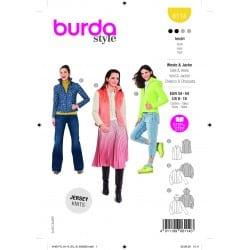 ΠΑΤΡΟΝ BURDA 6114