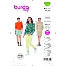 ΠΑΤΡΟΝ BURDA 6109