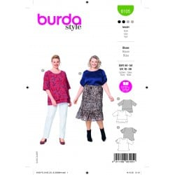 ΠΑΤΡΟΝ BURDA 6105