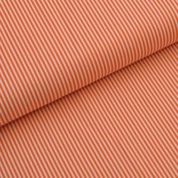 Ριγέ Πορτοκαλί